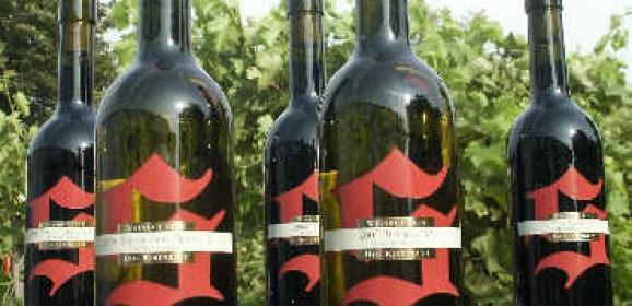 Weinprobe mit Axel Seck
