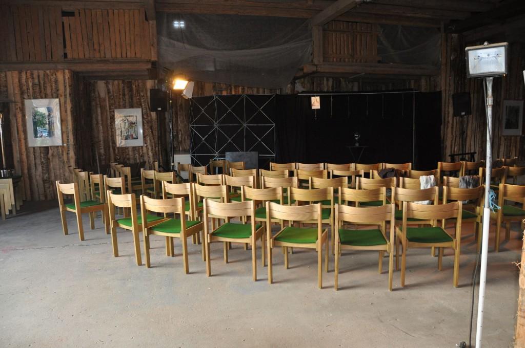"""unser Stadel beim Event """"Magie des Morbiden""""_2"""