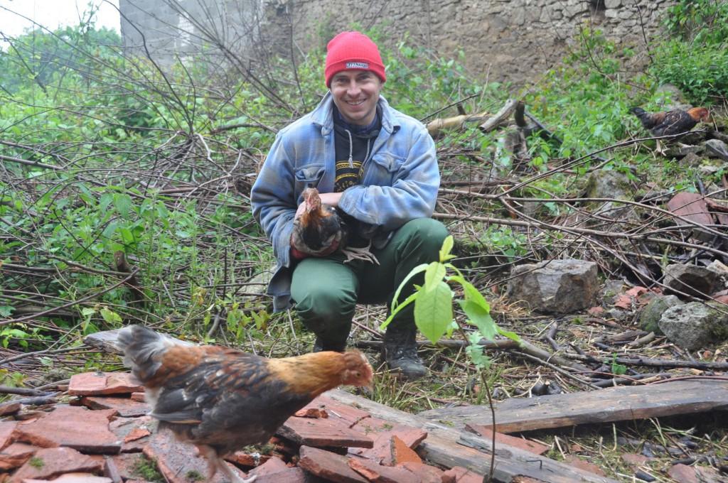 Unsere Chickenrocker 2013